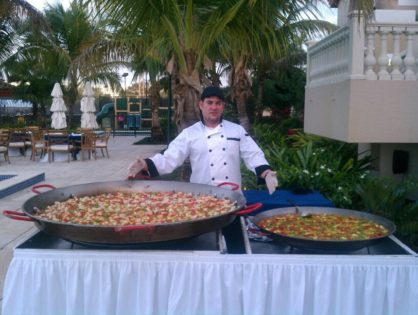 Waiter rental
